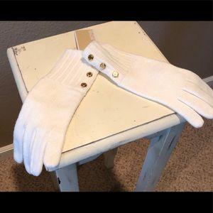 NWT MK knit gloves